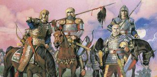 İskitler Diğer Adıyla Sakalar ilk bilinen Türk Topluluğudur