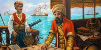 Çaka Bey İlk Türk Deniz Kaptanı