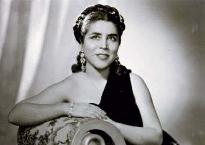 Semiha Berksoy İlk Türk Kadın Opera Sanatçısı