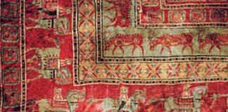 Türk Halı Sanatının İlk Örneği Pazırık Halısı